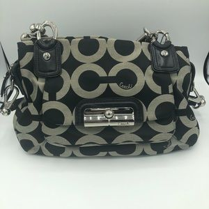 Coach Kristin Opa satchel bag: 16779